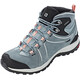 Salomon W's Ellipse 2 Mid LTR GTX Shoes Lead/Stormy Weather/Coral Almond